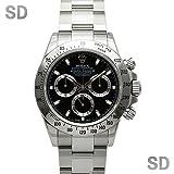 [ロレックス]ROLEX腕時計 デイトナ ブラック Ref:116520 メンズ [中古] [並行輸入品]