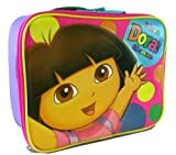 Nick Jr Dora Lunchpal - I Love Dora! Insulated lunch bag