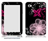 Bundle Monster Samsung Galaxy Tab 7.0 Vinyl Skin Cover Art Decal Sticker Protector Accessories - Girly Pop