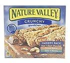 Nature Valley Crunchy Granola Bar Variety Pack, 8.98 oz