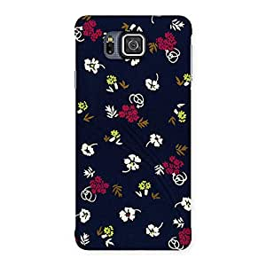 Gorgeous Tumbler Back Case Cover for Galaxy Alpha