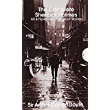 The Complete Sherlock Holmes: All 4 Novels and 56 Short Storiesby Sir Arthur Conan Doyle
