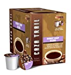 Caza Trail Coffee, Single Serve Coffee Cup for Keurig K-Cup Brewers, 24-Count made by Caza Trail