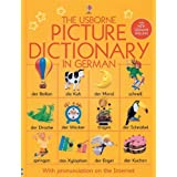 Usborne Picture Dictionary in German (Picture Dictionaries) (German Edition) ~ Felicity Brooks