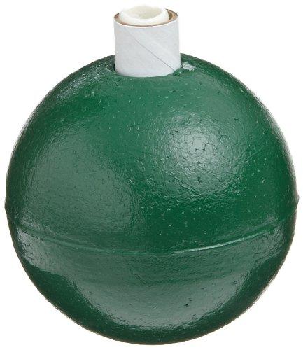 """Molecular Models Green Polystyrene Monovalent Chlorine Atom Center, 2"""" Diameter"""
