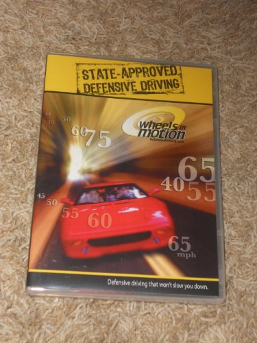 Wheels in Motion State Approved Defensive Driving