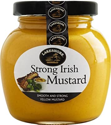 Lakeshore Strong Irish Mustard 7.7 oz. jar by Lakeshore