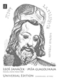 Msa Glagolskaja (Glagolitic Mass). Piano-vocal score. (3702468765) by Leos Janacek