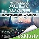 Sterneninvasion (Alien Wars 1) Hörbuch von Marko Kloos Gesprochen von: Matthias Lühn