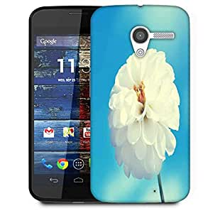 Snoogg Beautiful Flower Images Designer Protective Phone Back Case Cover For Moto X / Motorola X