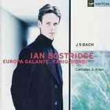 echange, troc Ian (ténor) Bostridge, Europa Galante (ensemble), Fabio (direction) Biondi - Arias & Cantates