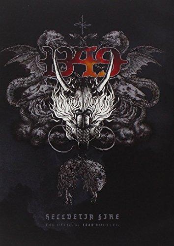 1349 - Hellvetia fire - The official 1349 bootleg