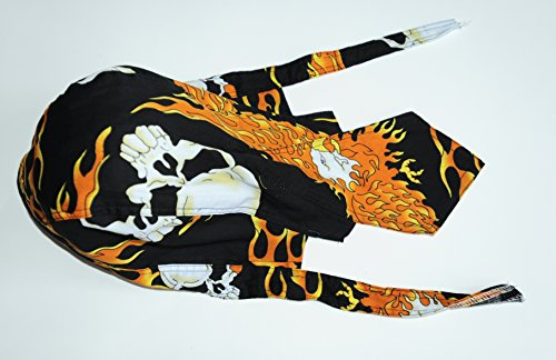 100-cotton-fire-chasing-skull-of-death-zandana