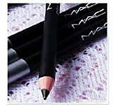 MAC eye/lip liner pencil - BLACK - Eyeliner & Lipliner - Aloe Vera & Vitamin E