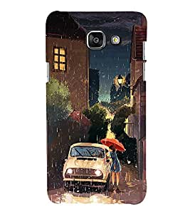 EPICCASE monsoon Mobile Back Case Cover For Samsung Galaxy A7 (2016) (Designer Case)