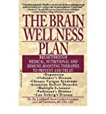 img - for [ The Brain Wellness Plan: Breakthrough Medical, Nutritional, and Immune-Boosting Therapies (Revised, Updated) Lombard, Jay ( Author ) ] { Paperback } 1998 book / textbook / text book