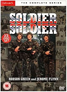 Soldier Soldier: The Complete Series [DVD]