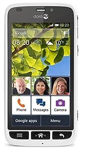 Doro Liberto 820 SIM-Free Smartphone - White/Black