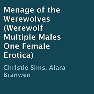Menage of the Werewolves Audiobook