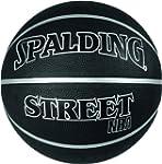 Spalding NBA Street Basketball - Blac...