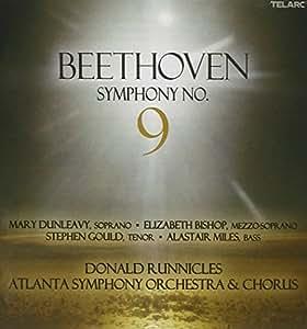 Beethoven: Symphony No. 9 ~ Runnicles
