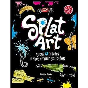Klutz Book: Splat Art