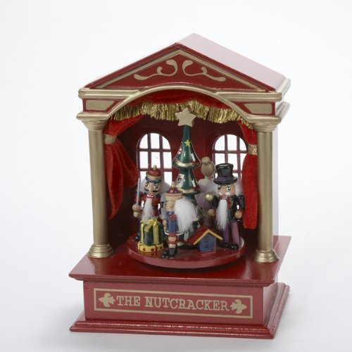 Nutcracker Music Box
