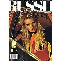 RUSSH 表紙画像