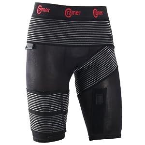 Cramer Men's GH2 Support System Strap, XX-Large, Black