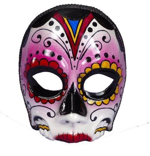 Forum Novelties Women's Day Of The Dead Female Costume Mask