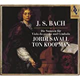 Bach: Sonatas for Viola da gamba und Cembalo