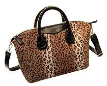 Hot Sale Fashion Women's Sexy Leopard Print Shoulder Tote Purse Handbag