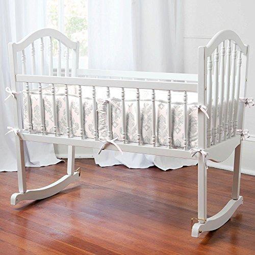 Paris Baby Bedding 8756 front
