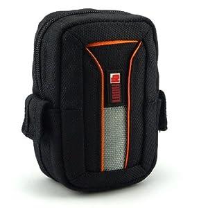 "LOOKit® Sac ""Ulitma"" pour Panasonic Lumix TZ60 / TZ61 / TZ55 / TZ56 / CanonSX600 / IXUS 265 / Panasonic LF1 / Sony W830 / Sony W810"
