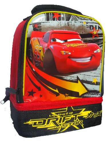 Disney Pixar Cars Soft Double Lunch Box