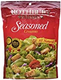 Rothbury Seasoned Croutons for Salad and Hormel Crumbled Bacon