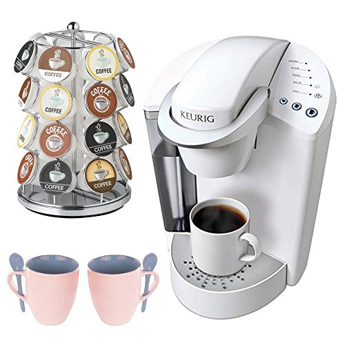 Discover Bargain Keurig 20217 K45 Elite Premium Coffee System + 28 K-Cup Carousel + Accessory Kit