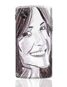 PosterGuy Google Nexus 5 Case Cover - Anushka Sharma   Designed by: HeartAtArt