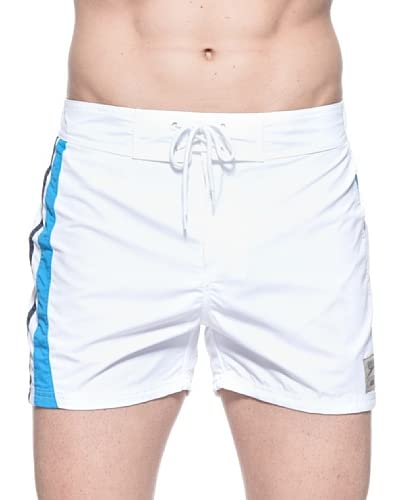 SPEEDO Shorts da Bagno Retroscope [Bianco/Blu]