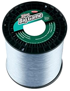 Berkley Trilene Big Game Monofilament Custom Spool(8-Pound,Green)