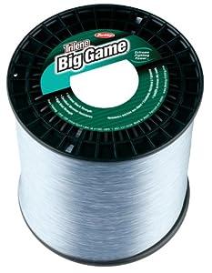 Berkley Trilene Big Game Monofilament Custom Spool(8-Pound,Green)