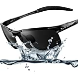 ATTCL® HOT Fashion Driving Polarized Sunglasses for Men Al-Mg metal Frame