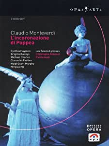 Claudio Monteverdi: L'incoronazione di Poppea [DVD Video] (Sous-titres français) [Import]