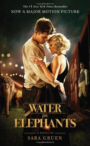 Water for Elephants (movie tie-in, mass market), Sara Gruen