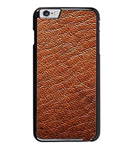 PrintDhaba Leather D-2071 Back Case Cover for APPLE IPHONE 6 (Multi-Coloured)