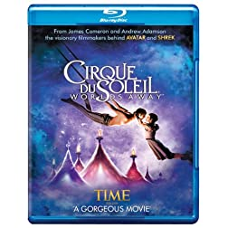 Cirque Du Soleil: Worlds Away [Blu-ray]