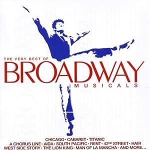 Very Best of Broadway Musicals