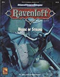 House of Strahd (Advanced Dungeons & Dragons, 2nd Edition) (1560766719) by Hickman, Tracy