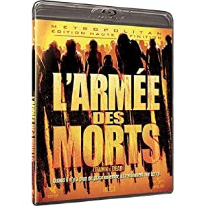 L'Armée des morts [Blu-ray] [Director's Cut]