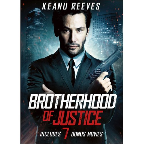 DVD : Brotherhood Of Justice (Full Frame, Widescreen)
